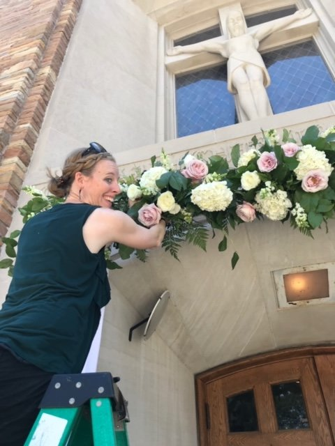 Photo of Floral Manager Laura